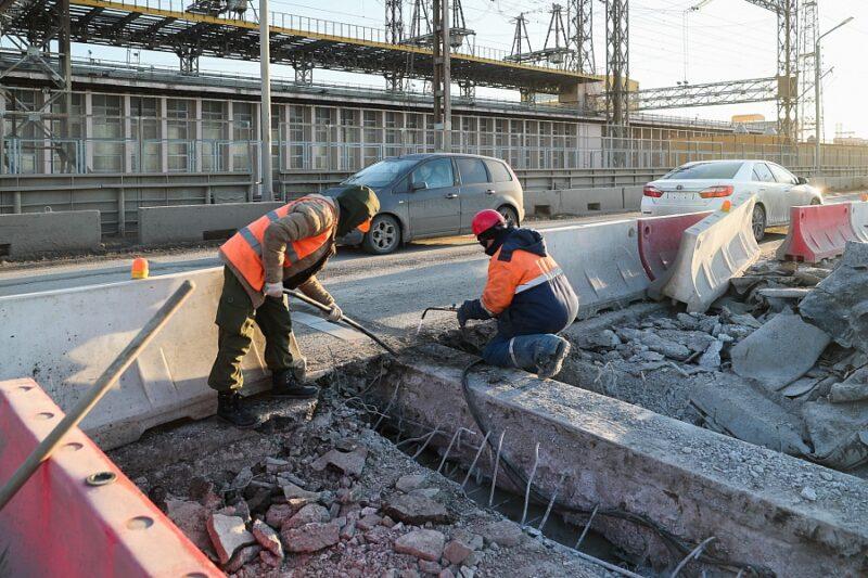 На Волжской ГЭС изменили схему движения