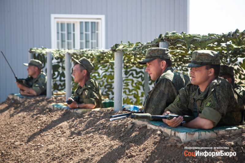 Аналитики: «Волгоградская область — лидер по количеству мужчин, служивших в армии»