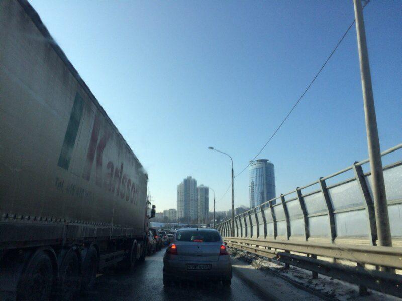 В Волгограде начинается транспортный коллапс?