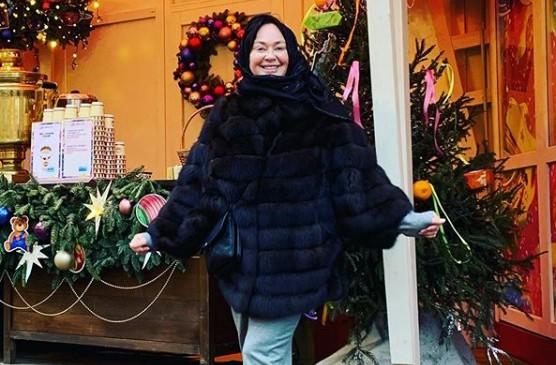 60-летняя Лариса Гузеева смутила пользователей внешним видом