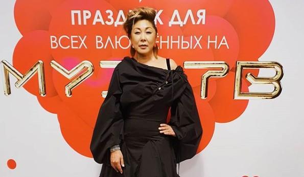 49-летняя Анита Цой поразила подписчиков