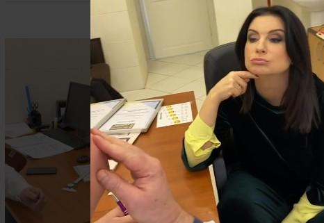 51-летняя Екатерина Стриженова отчиталась о походе к пластическому хирургу