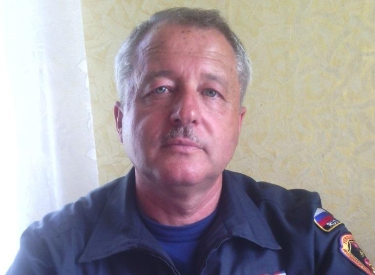 Троих волгоградских спасателей наградят медалями «За спасение погибавших»