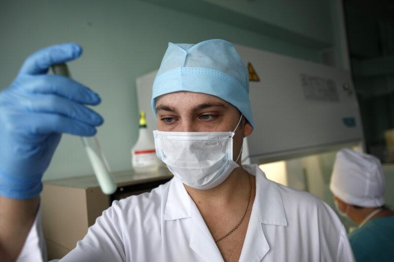 В регионе назвали число заболевших гриппом