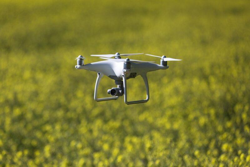 В пойме реки Царица может появиться площадка для дрон-рейсинга