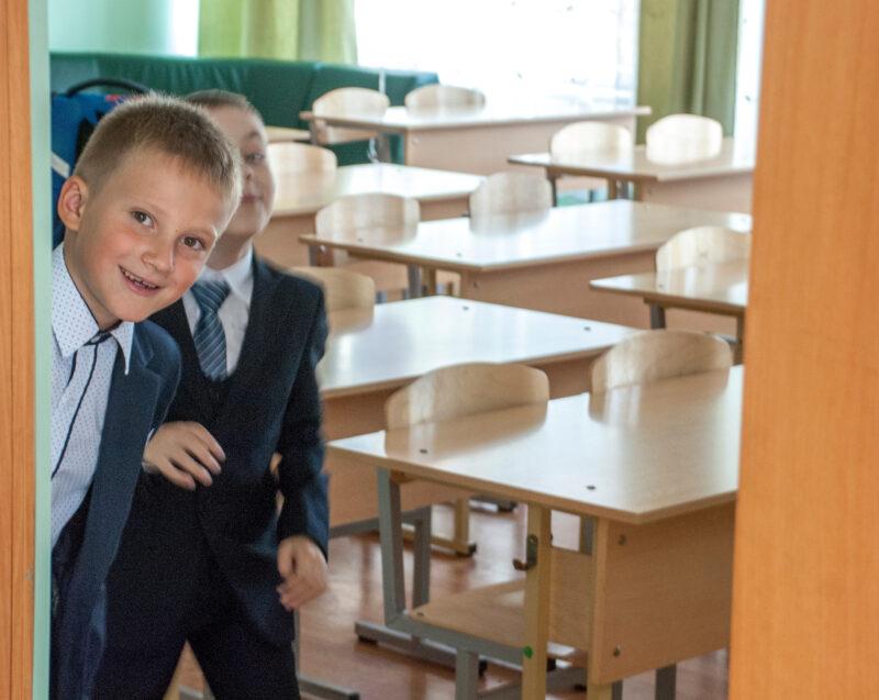 В школах Волгоградской области ввели свободное посещение