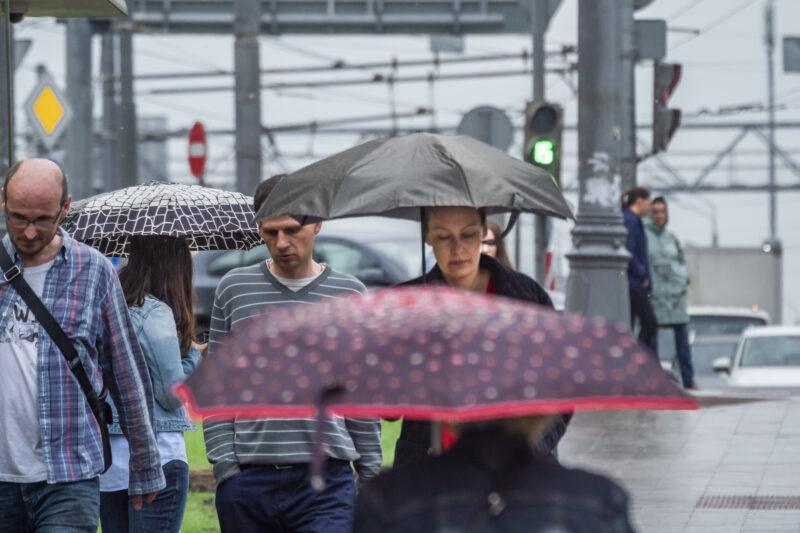 В Волгограде пройдут дожди
