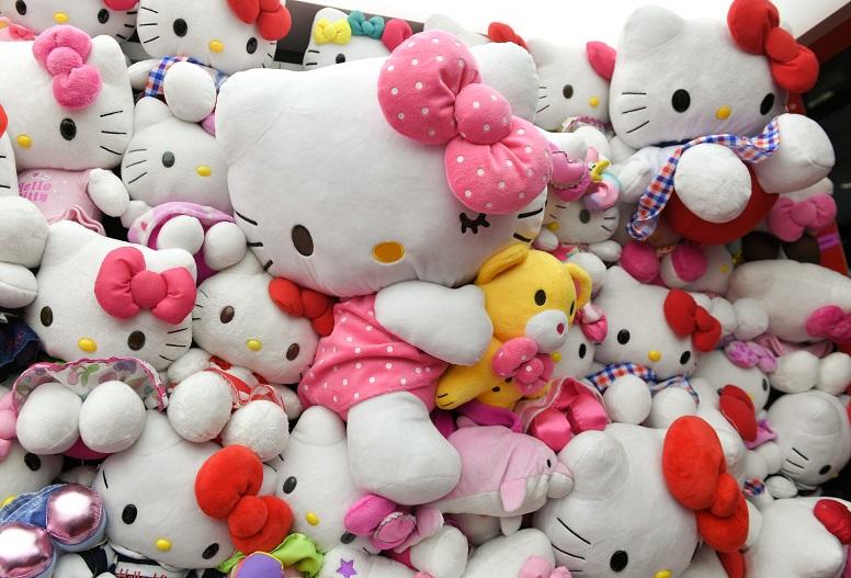 В Волгоградской области уничтожат 1000 игрушек «Hello Kitty» и «Marvel»