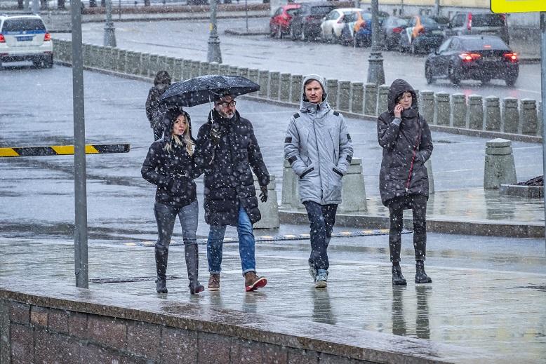 Похолодание, ветер и снег ждут Волгоградскую область в понедельник