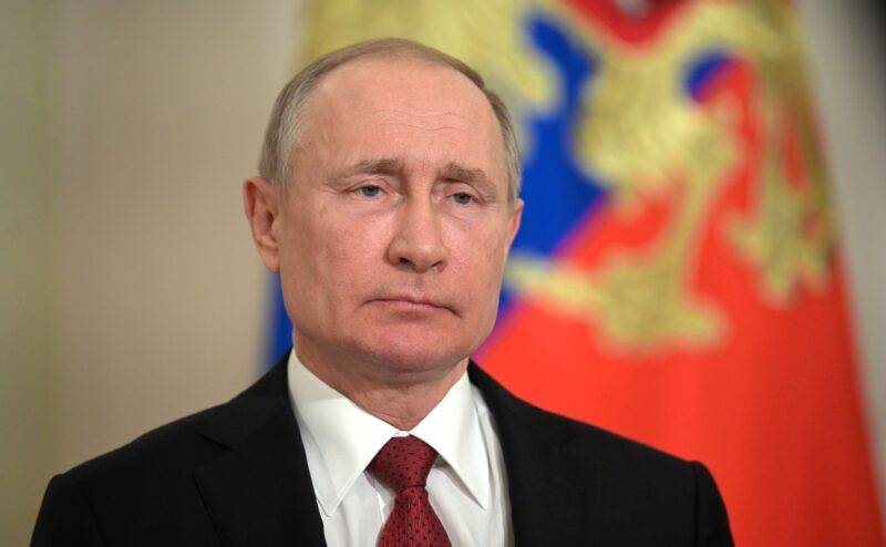 Владимир Путин выступил в Госдуме по поводу поправок к конституции