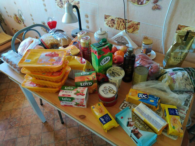 Питание волгоградским школьникам на время дистанционного обучения выдадут сухпайком