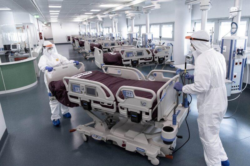 В Москве умерли два пациента с коронавирусом