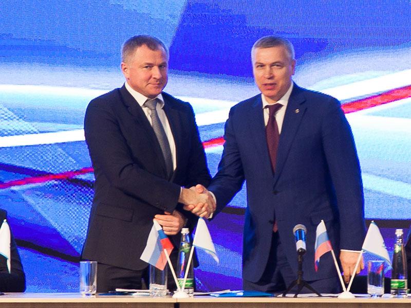 Глава регионального ФСБ возглавил областное общество «Динамо»