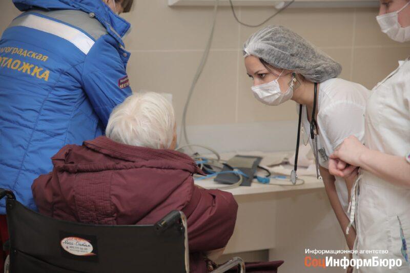 Стало известно, у скольких людей в Волгограде подозревают коронавирус