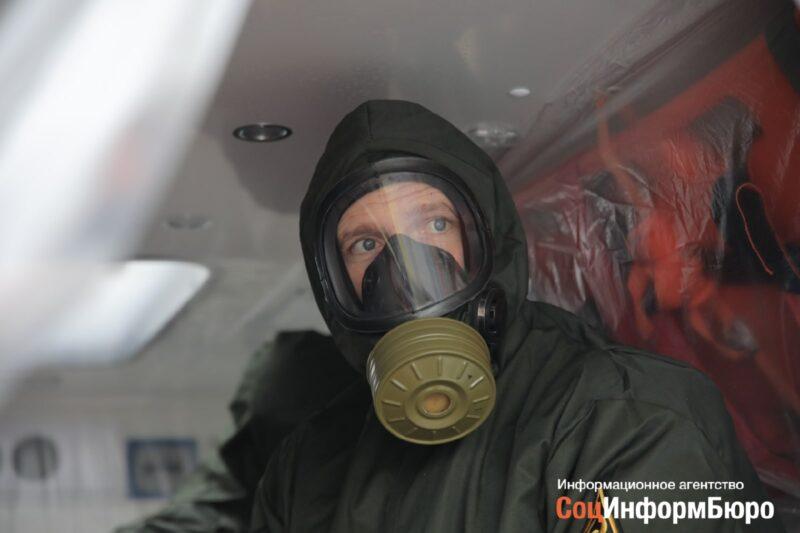 Сколько, где и кто? Информация о новых заболевших COVID-19 в Волгоградской области