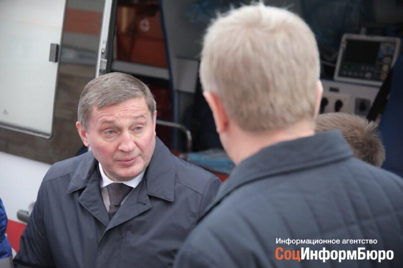 «Причина — человеческий фактор»: Андрей Бочаров обсудил новый режим в Волгоградкой области