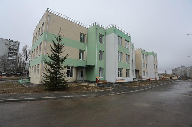 Началась выдача путевок в новый детский сад в Дзержинском районе Волгограда