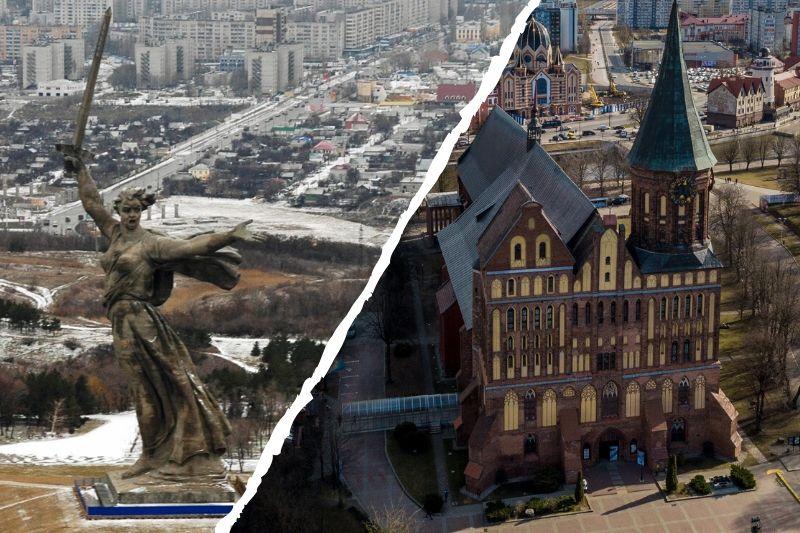 «Паники из-за коронавируса нет»: сравниваем обстановку в Волгограде и Калининграде
