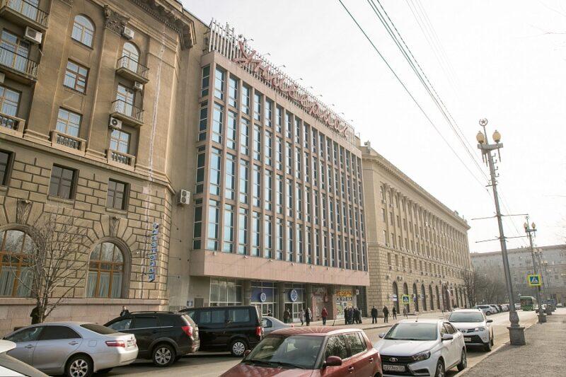 «ЦУМ – наш»: в помещениях бывшего ЦУМа разместится Центр искусств