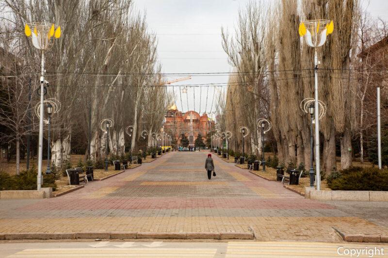 Тепло и солнечно: весна в Волгограде идеальна для прогулок