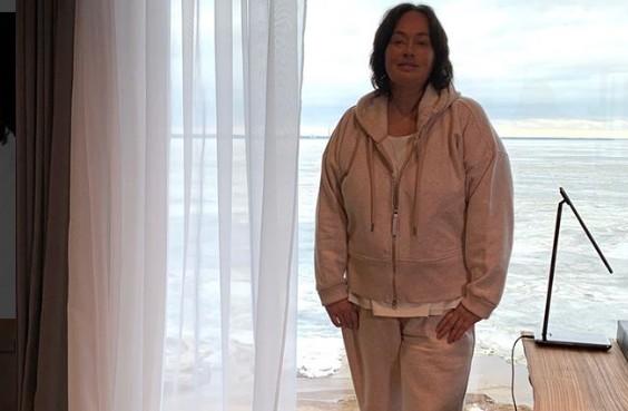 «Я умею любить»: 60-летняя Лариса Гузеева заявила, что у нее праздник