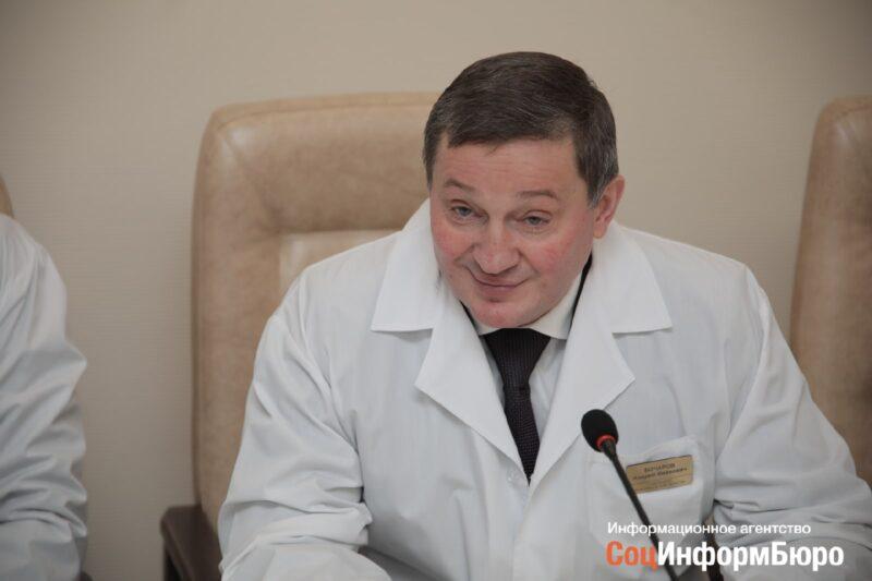 Андрей Бочаров планирует введение электронных пропусков в Волгоградской области