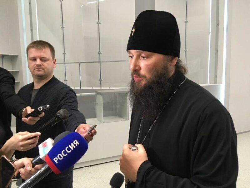 Волгоградский митрополит верит, что Крестный ход может исцелить от коронавируса