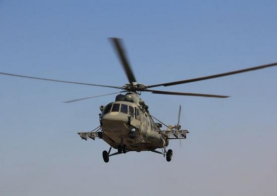 Воздушный тактический десант ЮВО выполнил спецзадачи под Волгоградом