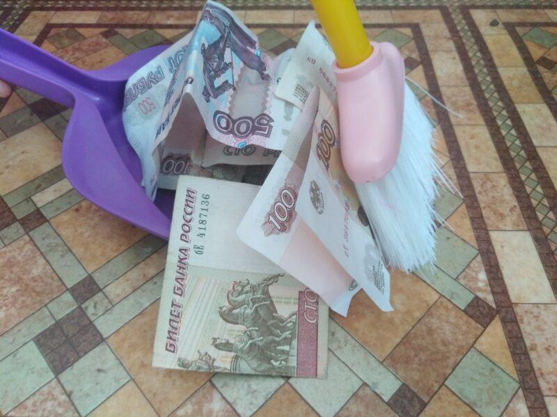 В магазинах Волгограда отказываются принимать наличные деньги из-за коронавируса