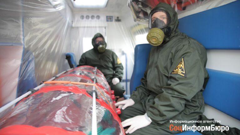 Полсотни человек погибло от коронавируса в Волгоградской области к 14 июля