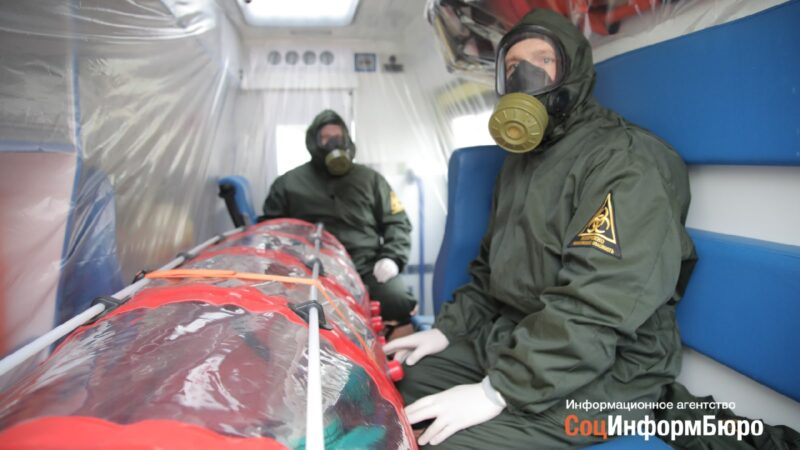 До 15 человек выросло число больных COVID-19  в Волгоградской области