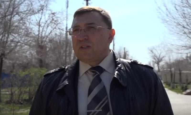 Олег Кумейко покинул пост главного врача Калачевской ЦРБ