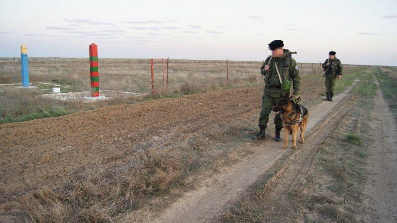 Волгоградские пограничники отмечают 110-летний юбилей героя СССР Никиты Карацупы