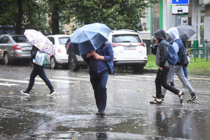 В Волгограде ожидается переменчивая погода