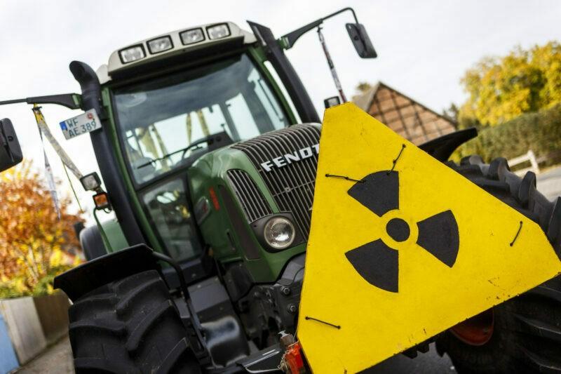 Обнародованы данные по уровню радиации в Волгоградской области