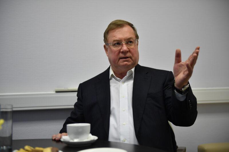 Сергей Степашин сравнил сегодняшнюю ситуацию в экономике с кризисом в Великую Отечественную войну