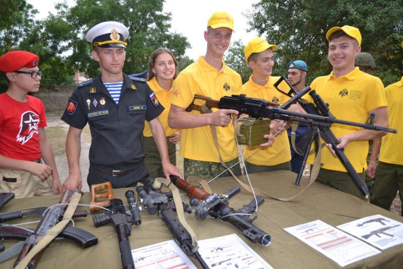 В разгар пандемии принимают заявки в волгоградский детский лагерь