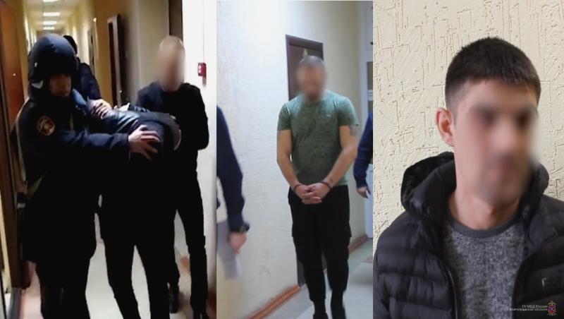 В Камышине трех местных жителей подозревают в вымогательстве и грабеже