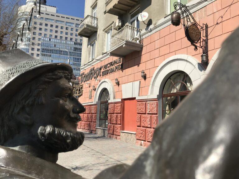 Ветерана ВОВ возмутило соседство немецкого ресторана «Бамберг» с памятником жертвам бомбардировки Сталинграда