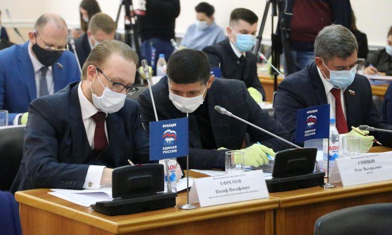 Накажут предупреждением: волгоградские депутаты утвердили, какие меры применят к себе и главе города за сокрытие доходов