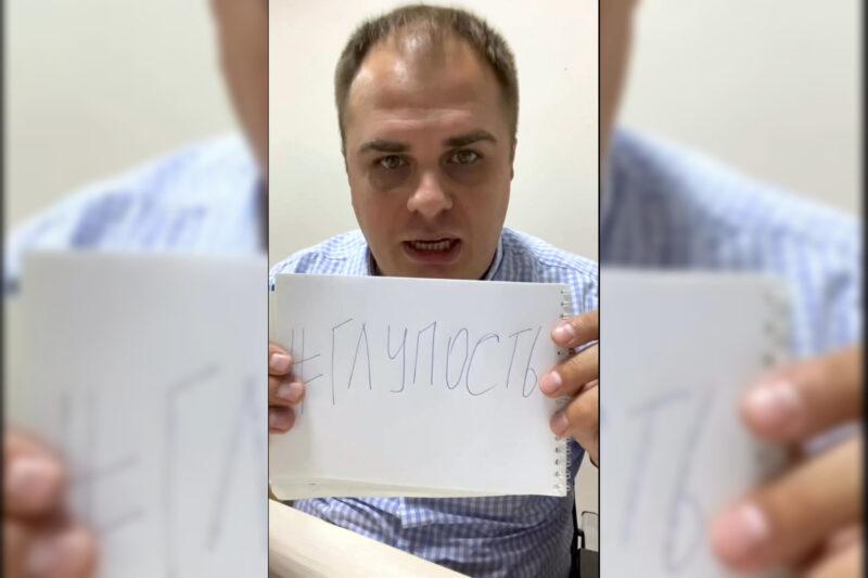Михаил Алексеев: «Требуя ЧС вы просите затянуть на себе удавку»