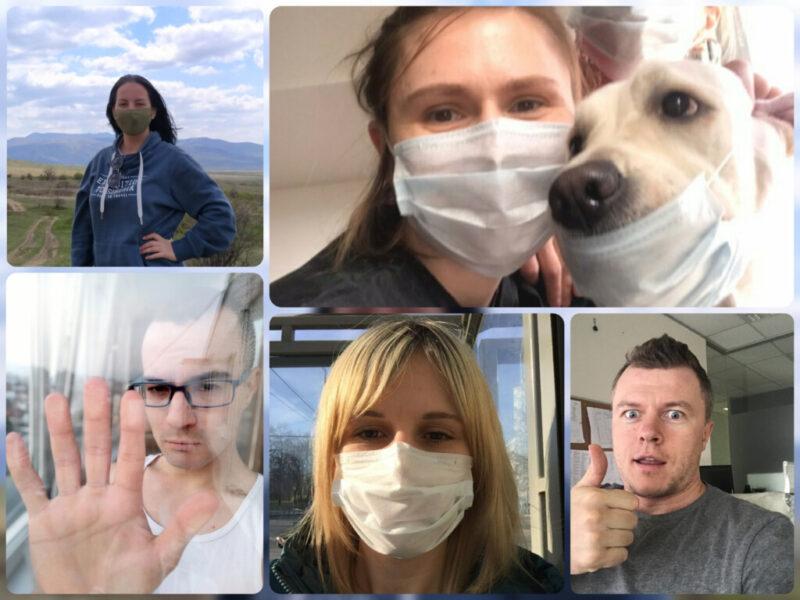 Пандемия коронавируса в разных городах и странах глазами волгоградцев