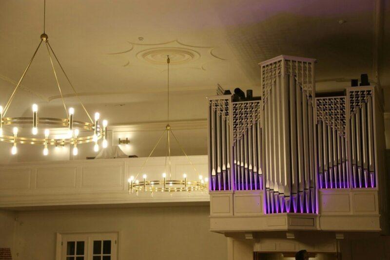Волгоградцам предлагают послушать орган дома