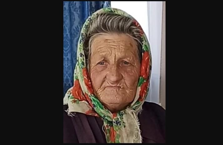 В Городище пропала бабушка в голубом халате