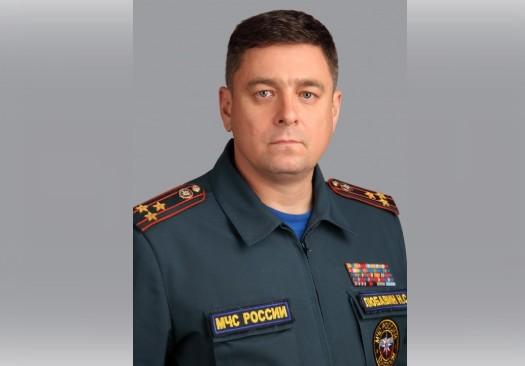 Врио начальника волгоградского МЧС Николай Любавин поздравил коллег с Днем пожарной охраны