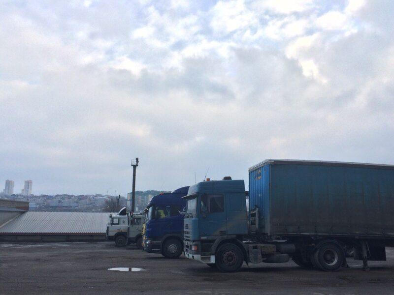 Двое жителей Советского района ограбили дальнобойщиков