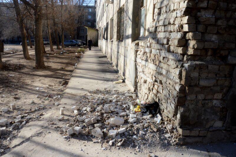 Почти миллиард рублей на переселение из ветхого жилья дадут Волгоградской области