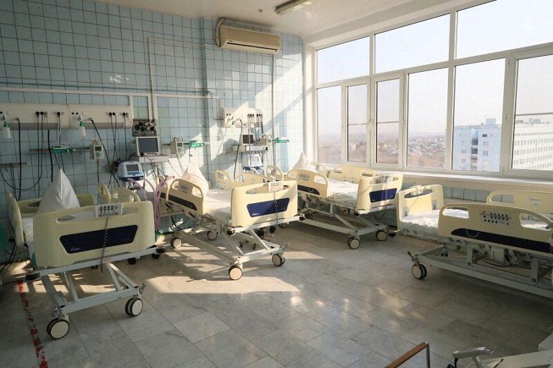 В Волгограде открыли инфекционный стационар для пожилых