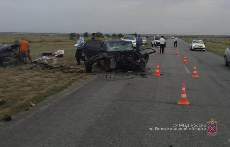 В Волгограде будут судить водителя, который погубил свою жену, дочь и еще два человека