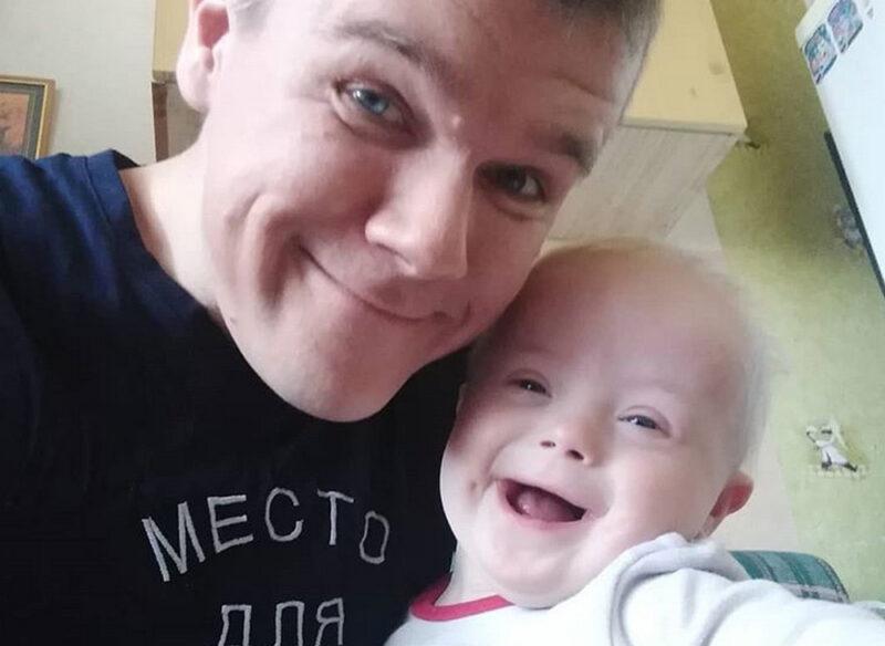 Отец-одиночка из Волгограда стал «Гордостью России»